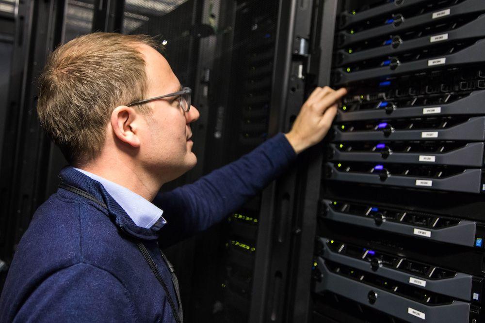 Ons nieuwe hostingplatform: groter, beter en sneller