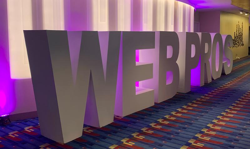 Bezoek aan WebPros Summit in Atlanta