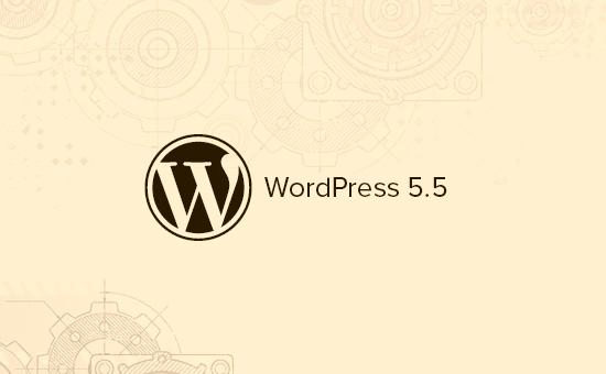 Wat is er nieuw in WordPress 5.5?