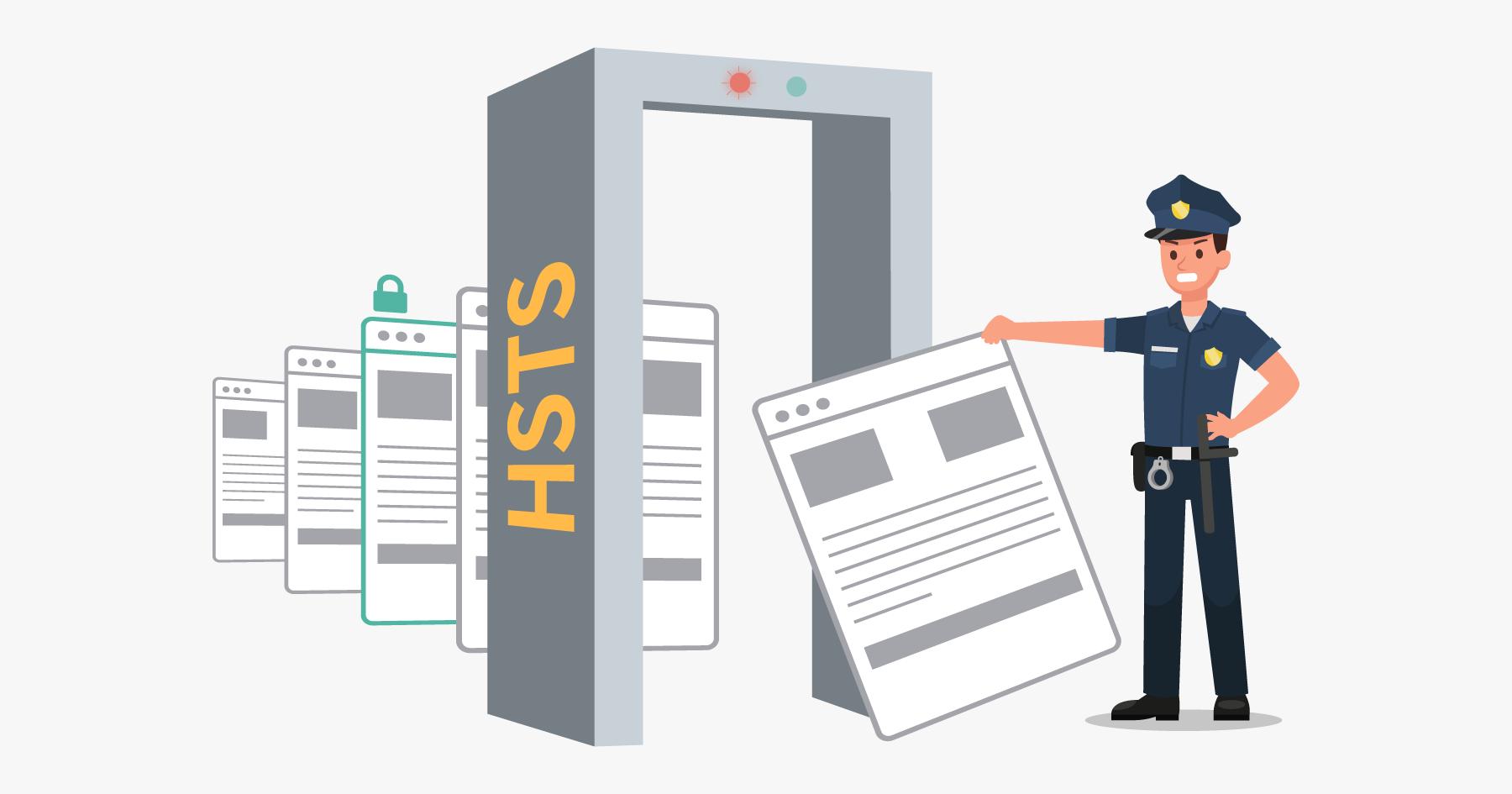 Verbeter de SSL beveiliging van je website met HSTS