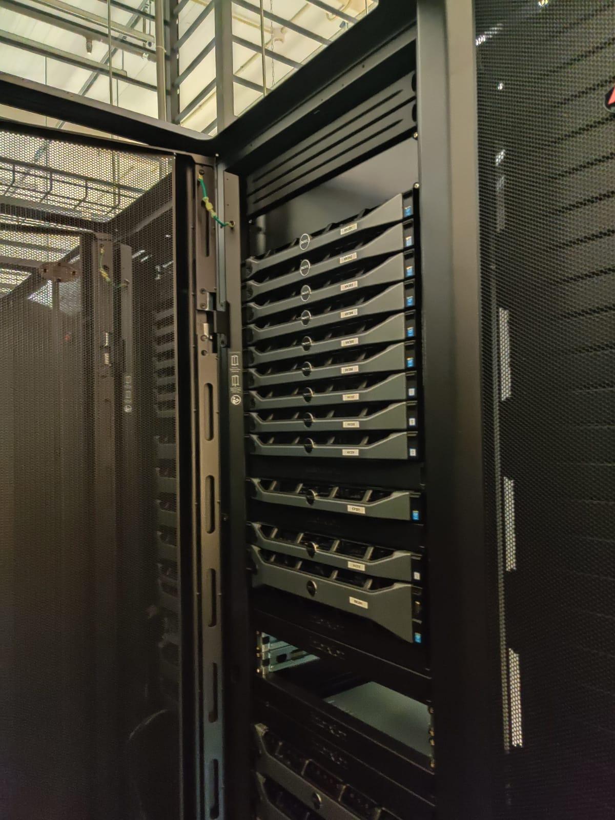 Einde van het oude cloudplatform: datacenter leeghalen