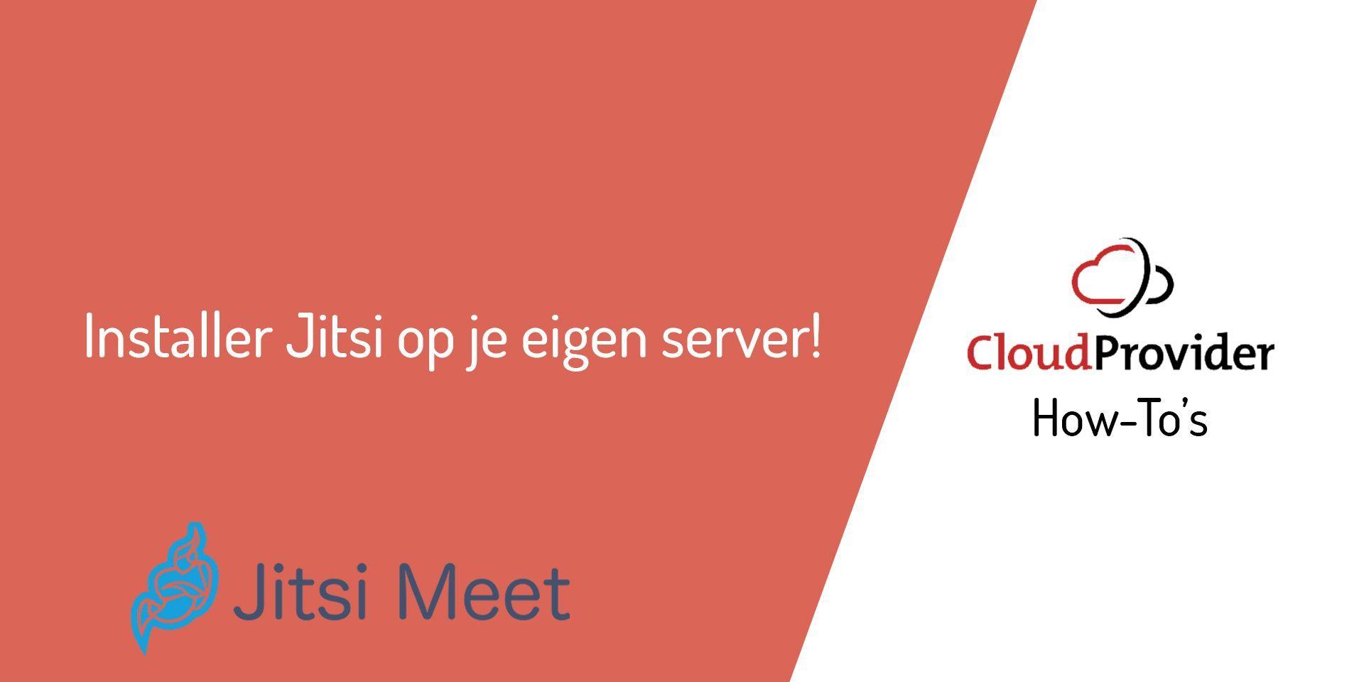 Installeer Jitsi op je eigen server, het open-source alternatief voor Zoom en Google Meet