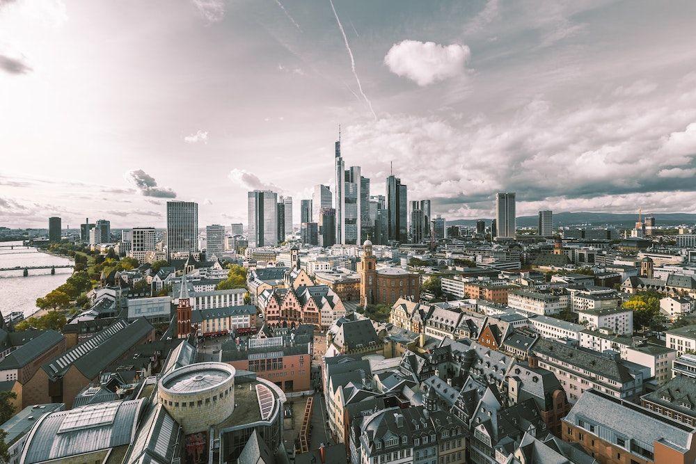 Nieuw datacenterlocatie: Frankfurt