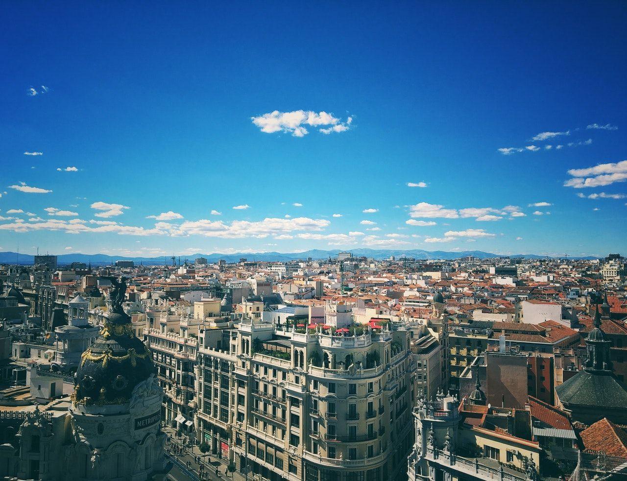 Nieuwe datacenter locatie: Madrid